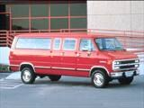 1992 Chevrolet Sportvan G20