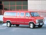 1992 Chevrolet Sportvan G30