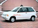 1992 Ford Festiva