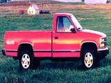 1993 Chevrolet 1500 Regular Cab