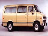 1993 Chevrolet Sportvan G20