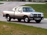1993 Dodge D150 Club Cab