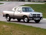 1993 Dodge D250 Club Cab