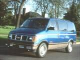 1993 GMC Safari Passenger