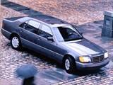 1993 Mercedes-Benz 400SEL