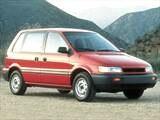 1993 Plymouth Colt Vista