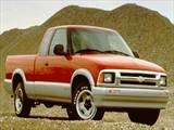 1994 Chevrolet S10 Extended Cab