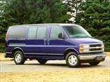 1996 Chevrolet Express 3500 Passenger