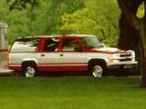 1996 Chevrolet Suburban 2500 Image