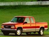 1996 GMC 2500 Club Coupe