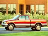 1996 GMC Sonoma Club Coupe Cab