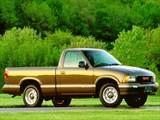 1997 GMC Sonoma Regular Cab