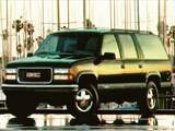 1997 GMC Suburban 2500