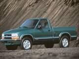1998 Chevrolet S10 Regular Cab