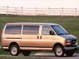 1998 GMC Savana 3500 Passenger