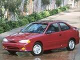 1998 Hyundai Accent
