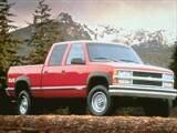 1999 Chevrolet 2500 Crew Cab