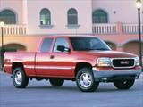 1999 GMC Sierra 2500 Extended Cab