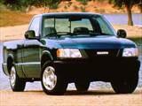 2000 Isuzu Hombre Regular Cab