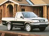 2000 Nissan Frontier Regular Cab