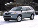 2001 Acura MDX Image
