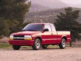 2001 Chevrolet S10 Extended Cab