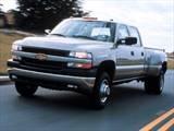 2001 Chevrolet Silverado 2500 HD Crew Cab