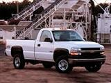 2001 Chevrolet Silverado 2500 Regular Cab