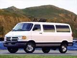 2001 Dodge Ram Wagon 2500