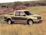 2001 Ford F150 SuperCrew Cab