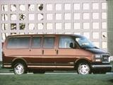 2001 GMC Savana 1500 Cargo