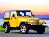 2001 Jeep Wrangler Image