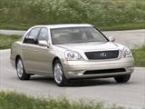 2001 Lexus LS