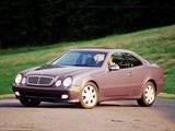 2001 Mercedes-Benz CLK-Class