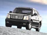 2002 Cadillac Escalade EXT