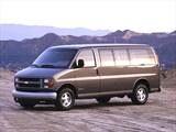 2002 Chevrolet Express 2500 Passenger