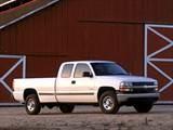 2002 Chevrolet Silverado 2500 Extended Cab