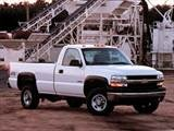 2002 Chevrolet Silverado 3500 Regular Cab