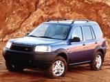 2002 Land Rover Freelander