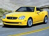 2002 Mercedes-Benz SLK-Class
