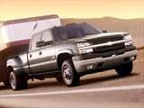 2003 Chevrolet Silverado 3500 Crew Cab
