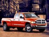 2003 Dodge Ram 3500 Quad Cab