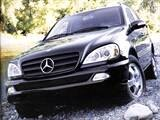 2003 Mercedes-Benz M-Class