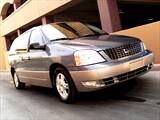 2004 Ford Freestar Passenger