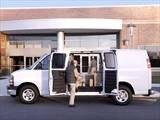 2005 Chevrolet Express 3500 Cargo