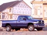 2007 Dodge Ram 2500 Regular Cab