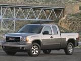 2007 GMC Sierra 1500 Extended Cab