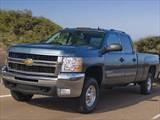 2009 Chevrolet Silverado 2500 HD Crew Cab