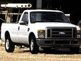 2009 Ford F350 Super Duty Regular Cab