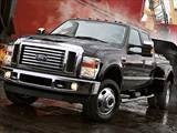 2009 Ford F450 Super Duty Crew Cab